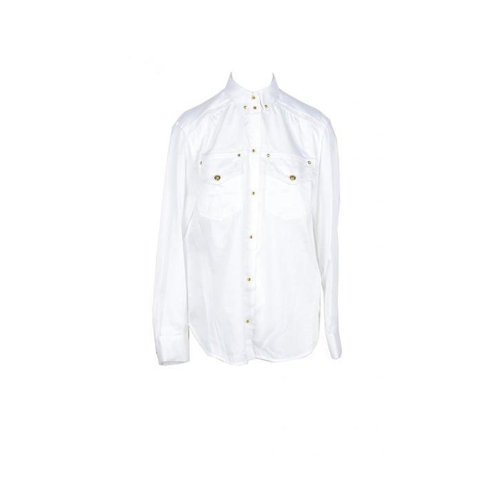 Versace Jeans - Versace Jeans Women Shirt - white 42
