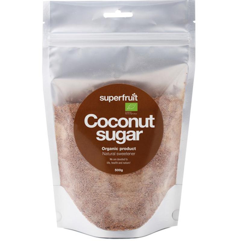 Kokospalmsocker 500g - 30% rabatt