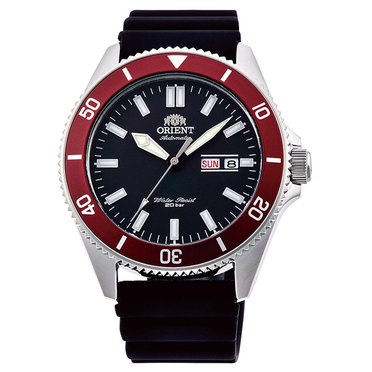 Orient Men's Watch Silver RA-AA0011B19B