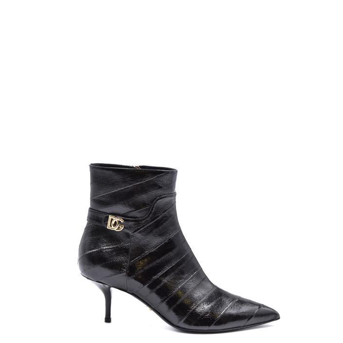 Dolce & Gabbana Women's Boots Black 234501 - black 39