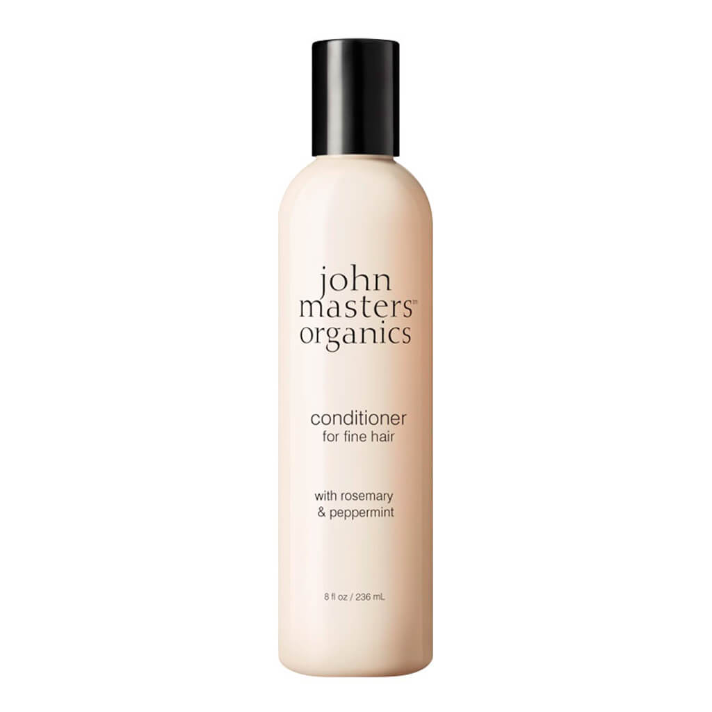 John Masters Organics - Conditioner for Fine Hair w. Rosemary & Peppermint 236 ml