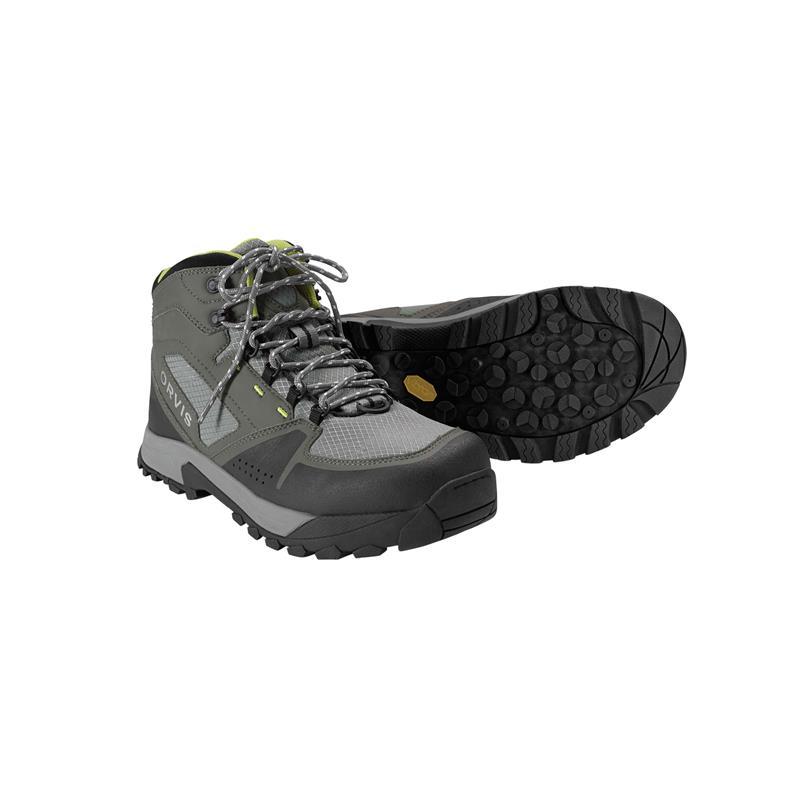 Orvis Ultralight Wading Boot 45 Cobbelstone/Citron