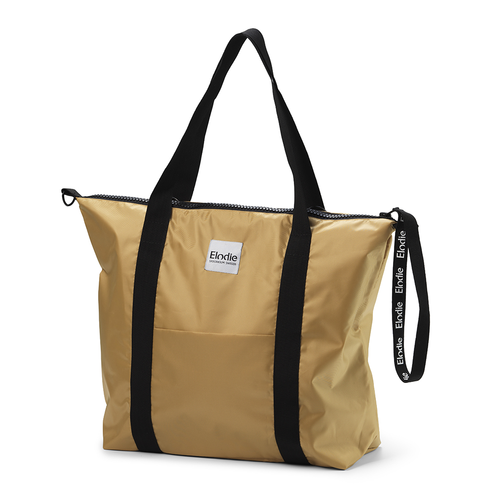 Changing Bag Soft Shell - Gold