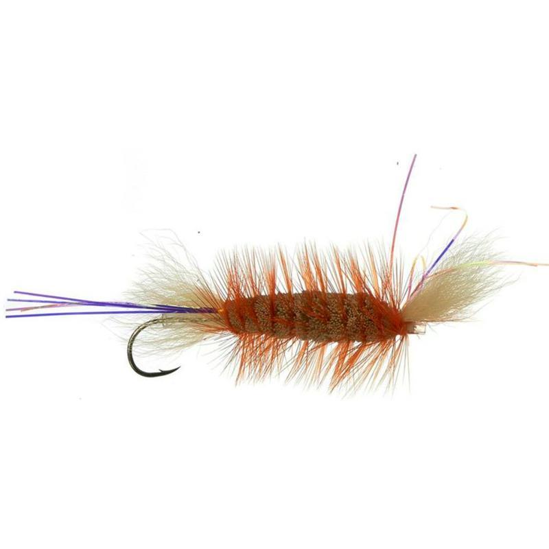 Tube Bomber Brown/Orange - Big Kjøp 12 fluer få gratis flueboks