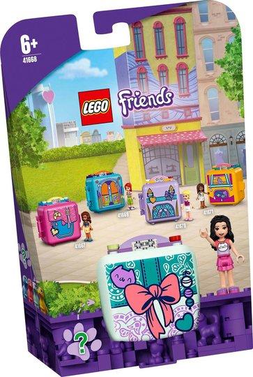 LEGO Friends 41668 Emmas moteboks