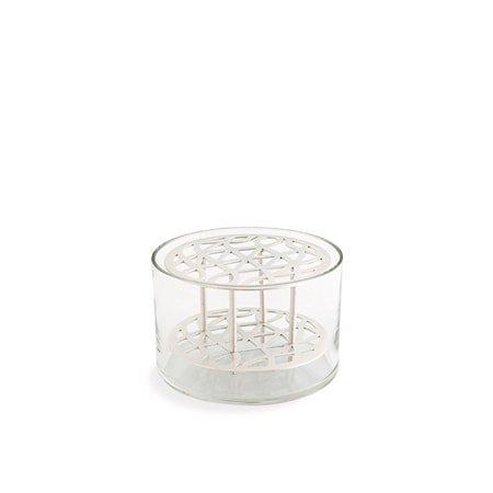 Äng Vase Liten Sølv