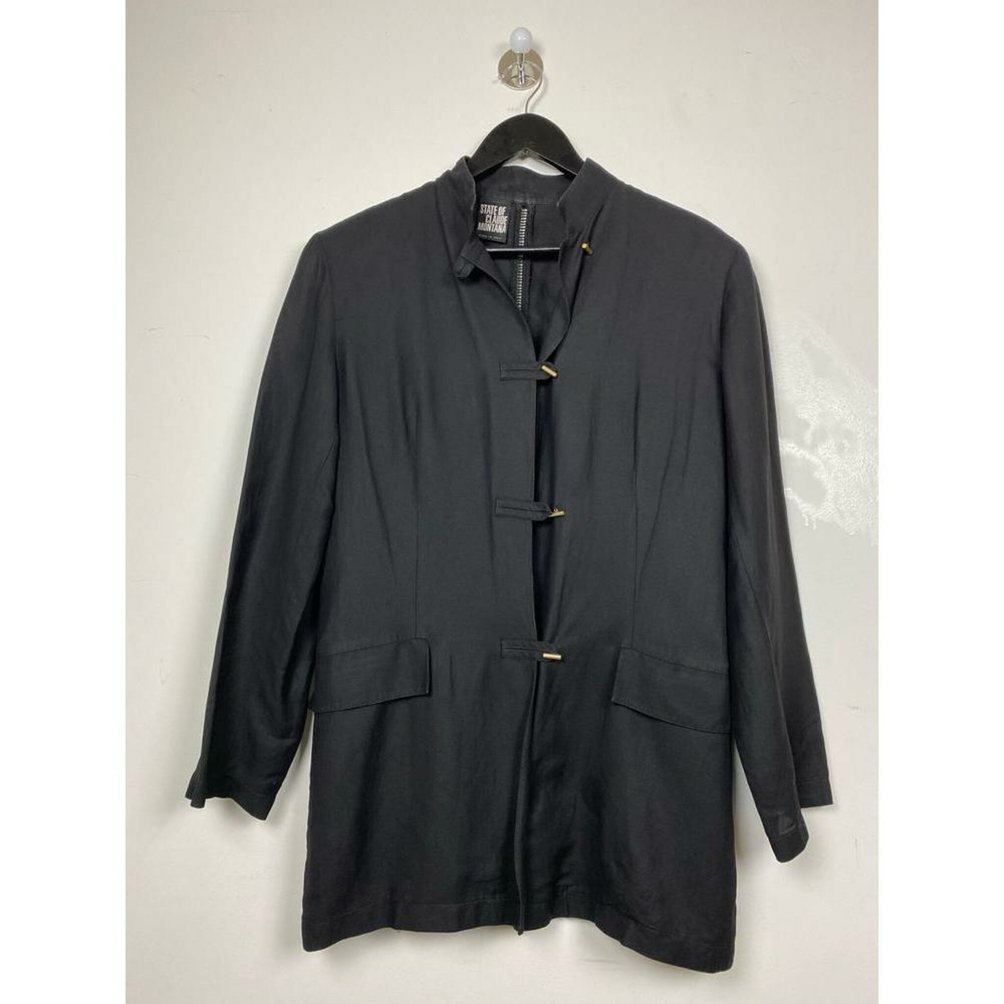 80's Jacket by Claude Montana, S