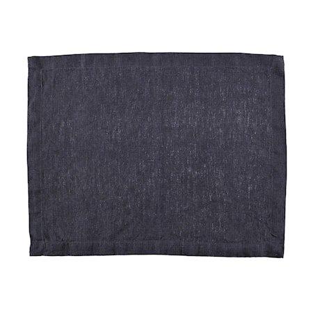 Bordstablett Lin 2-pakk - Blå