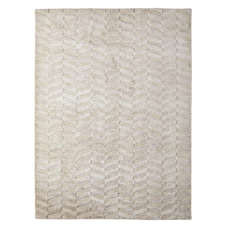 Chevron Sand Matta 170x230 cm
