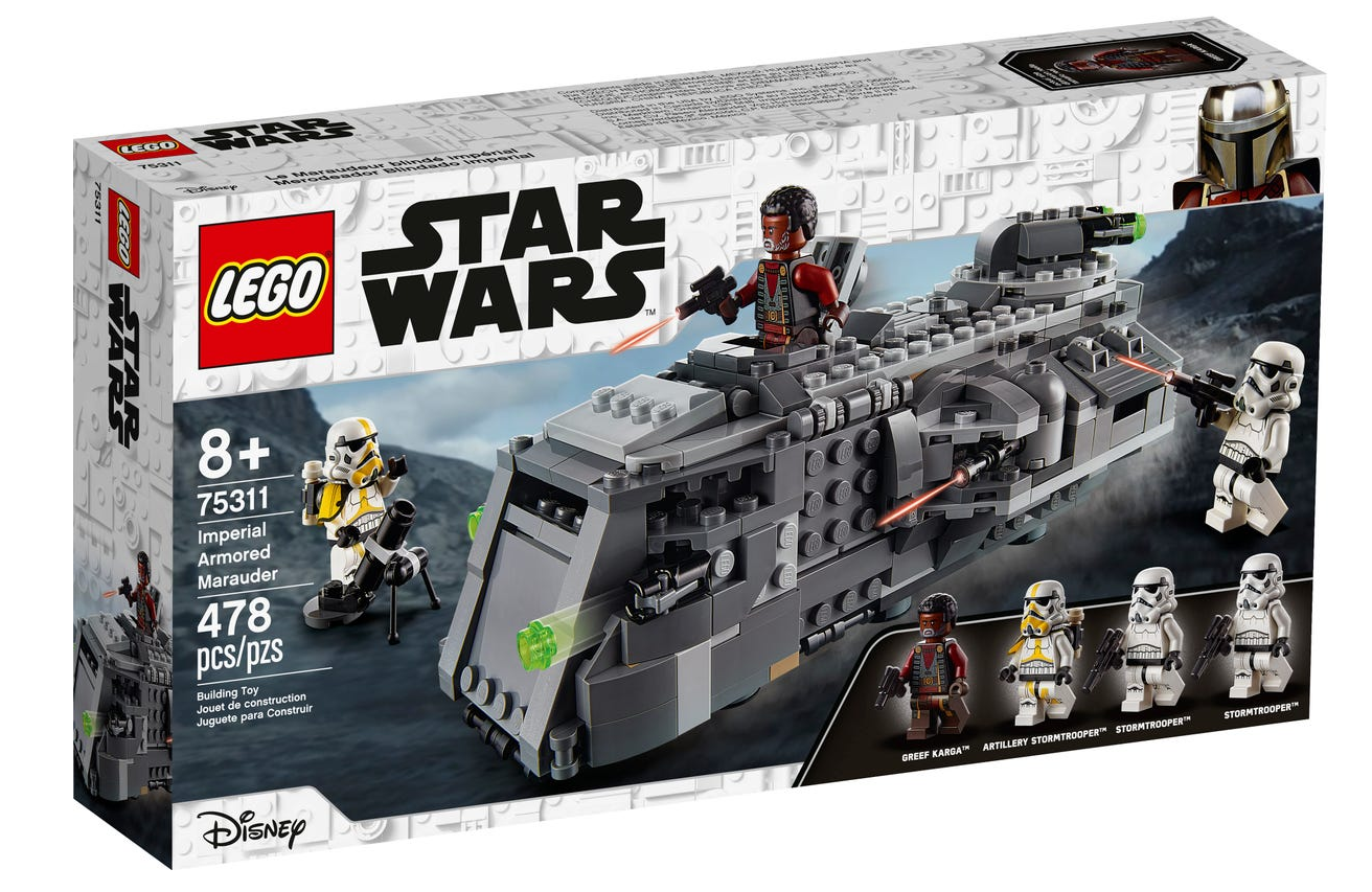LEGO Star Wars - Imperial Marauder Vessel (75311)