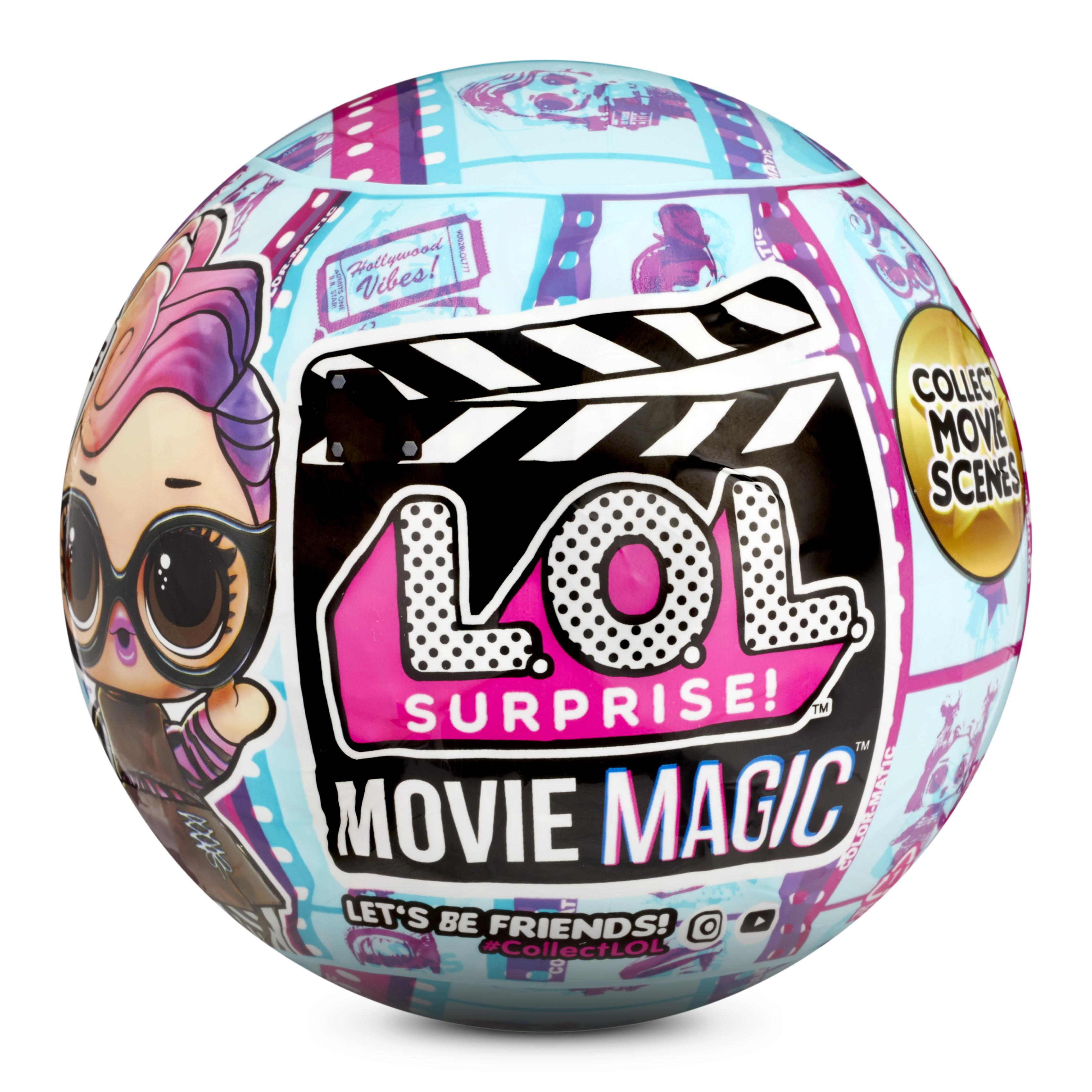 L.O.L. Surprise Movie Doll (576488)
