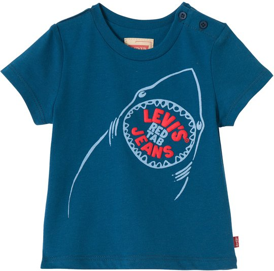 Levi's Kids T-Skjorte, Navy Blue 3 md.