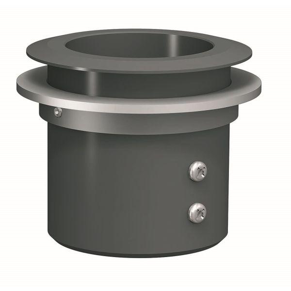 Schneider Electric ISM20803P Bordgjennomføring Ø 67 mm Hvit