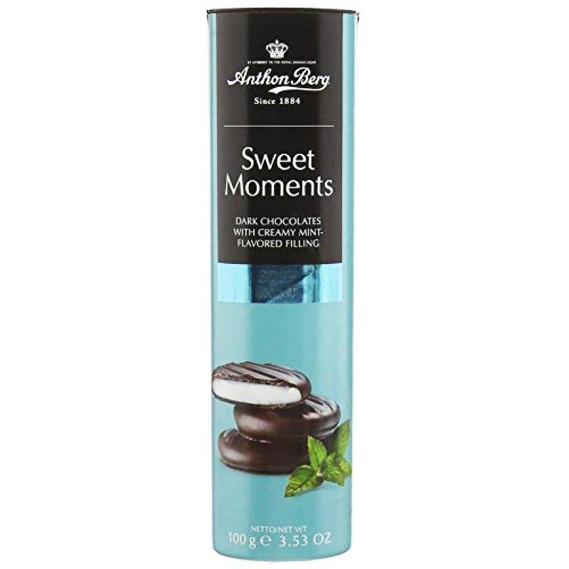 "Mörk Choklad ""Soft Mint"" 100g - 31% rabatt"
