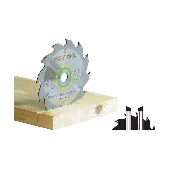 Festool W16 Sahanterä vakio, 190x2,8x30 mm