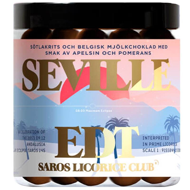 Saltlakrits Limited Seville - 45% rabatt