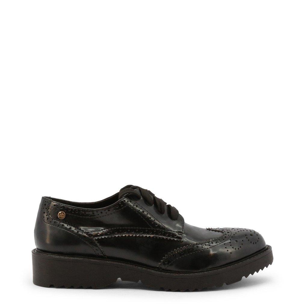Roccobarocco Women's Lace up Shoe Various Colours RBSC0VV01 - black EU 36