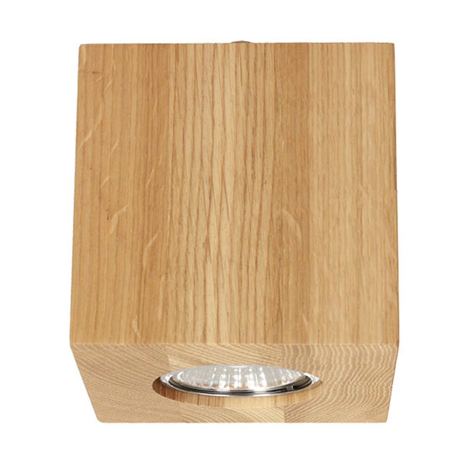 Kattovalaisin Wooddream 1-lamp. tammi kulmikas
