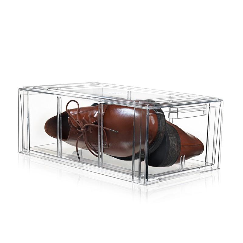 Nomess Copenhagen - Clear Drawer NO. 2 - Big Shoe (10001)