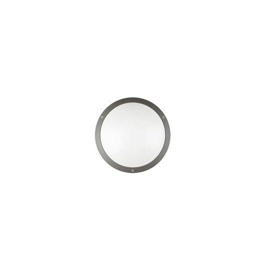 Hide-a-Lite Moon Public Round Seinävalaisin 3000/4000k, 1280 lm, 16W, IK10 Antrasiitti