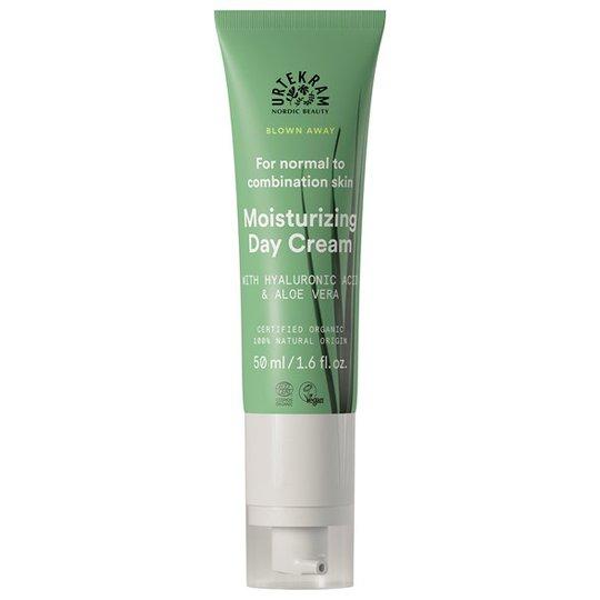 Urtekram Nordic Beauty Blown Away Moisturizing Day Cream, 50 ml