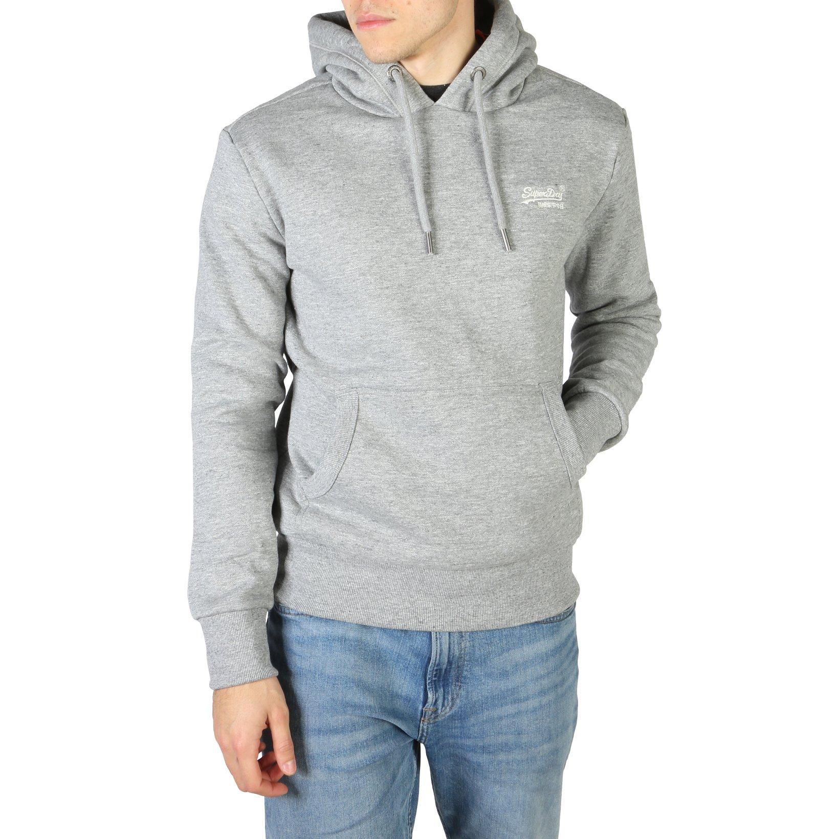 Superdry Men's Sweatshirt Various Colours M2010265A - grey-1 S