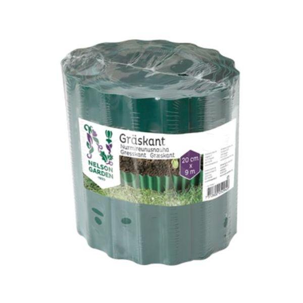 Nelson Garden 5294 Gresskant grønn, 9 m Høyde 200 mm
