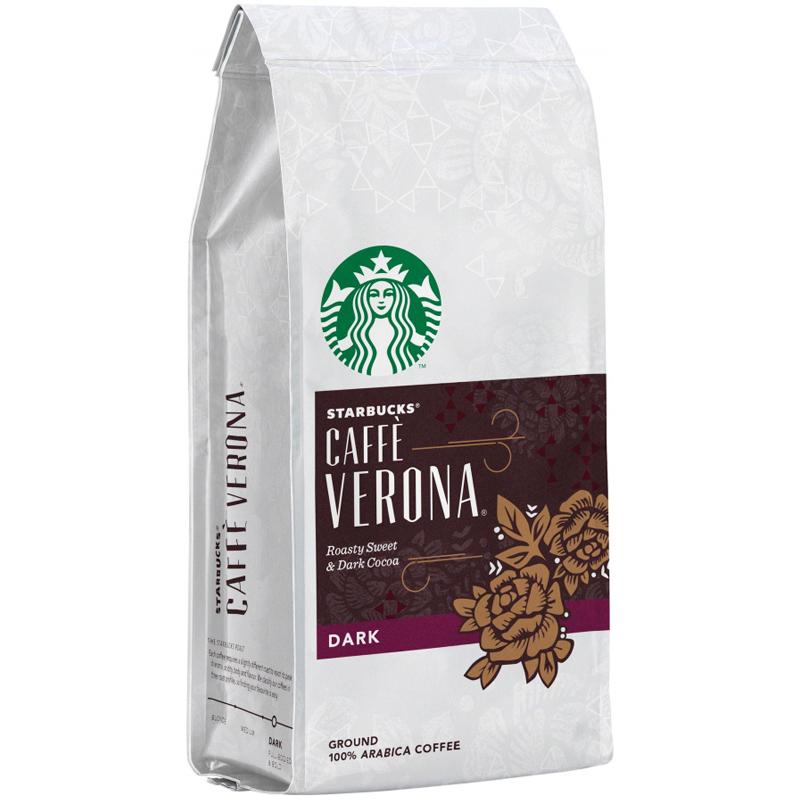 "Kaffe ""Roasty Sweet & Dark Cocoa"" 200g - 40% rabatt"