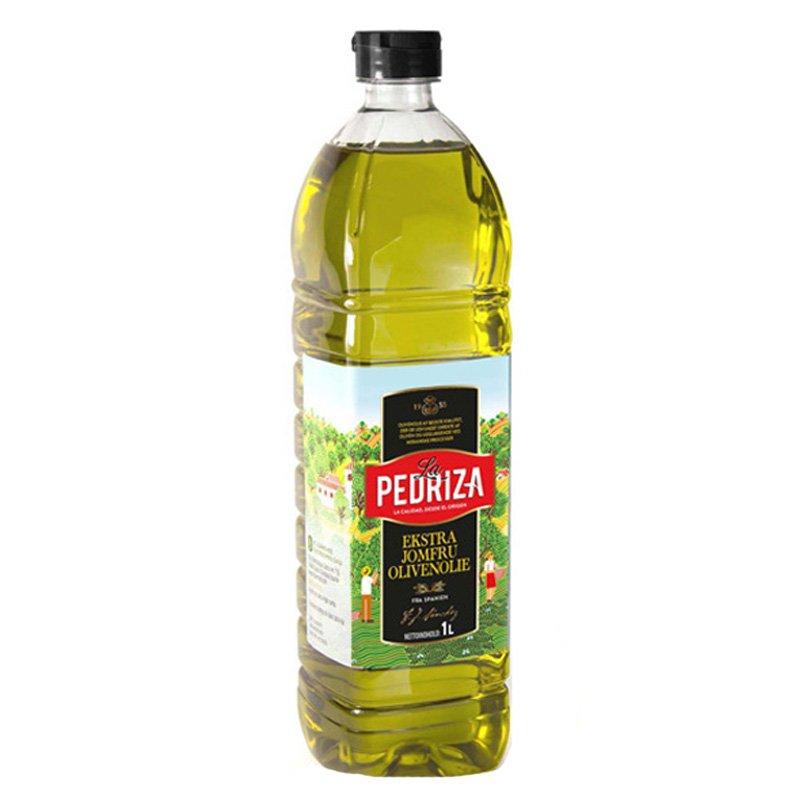 "Olive Olja ""Extra Virgin"" 1000ml - 34% rabatt"