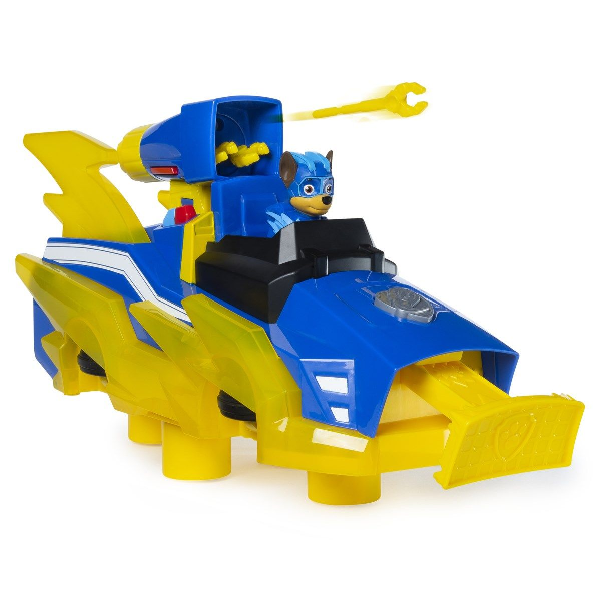 Paw Patrol - Chases Charged up Deluxe Vehicle (6055932)