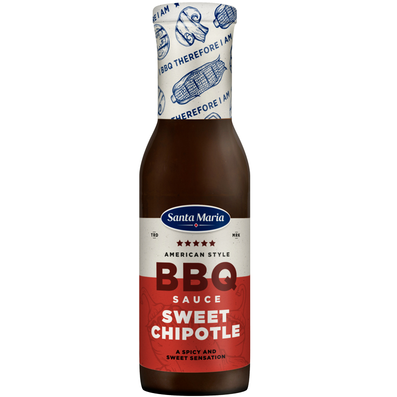 Sås BBQ Chipotle - 50% rabatt