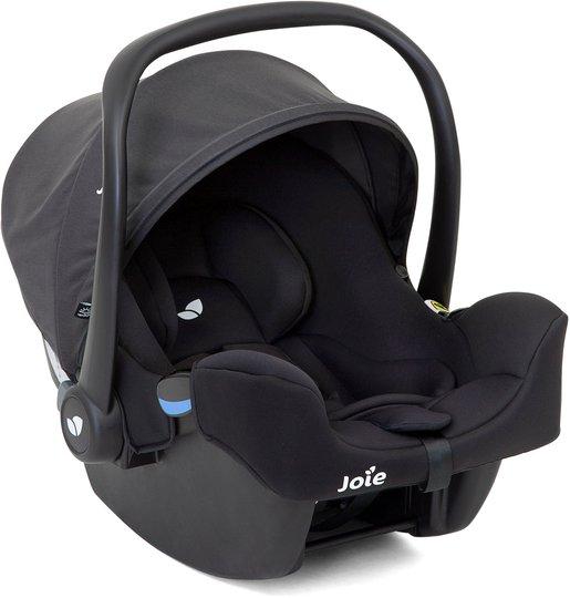 Joie i-Snug Babybilstol, Coal