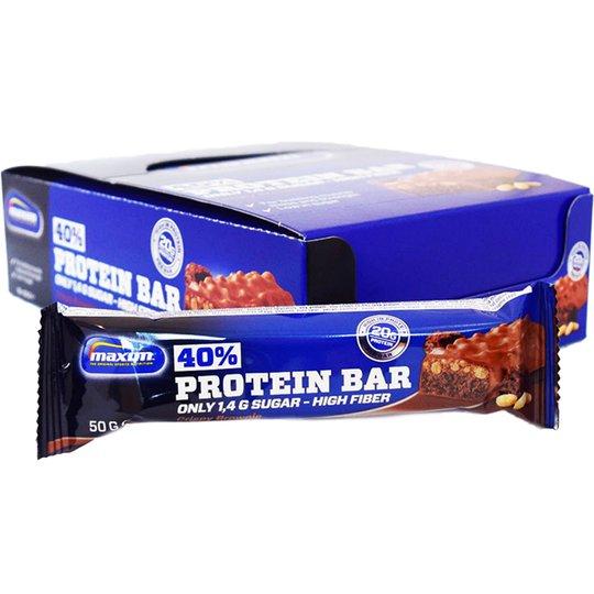 """Hel Låda Proteinbars """"Crispy Brownie"""" - 58% rabatt"""