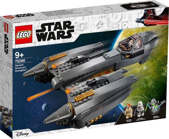 LEGO Star Wars 75286 General Grievous's Starfighter