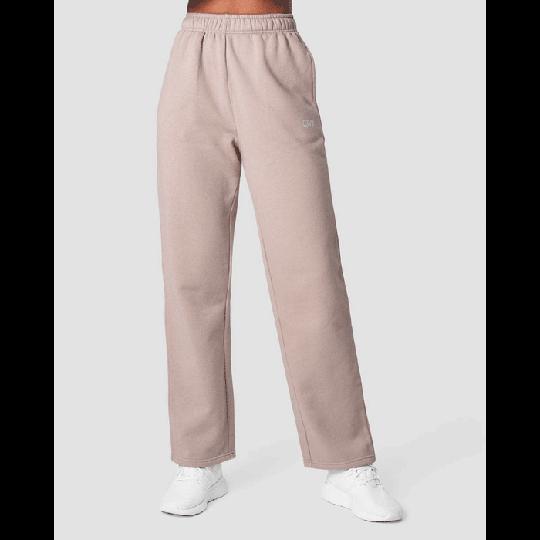 Essential Straight Sweatpant, Dark Taupe
