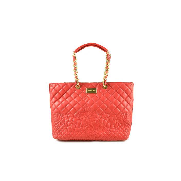 Ermanno Scervino Women's Shopper Bag Red 221650 - red UNICA