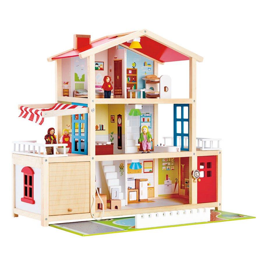 Hape - Doll Family Mansion (5923)