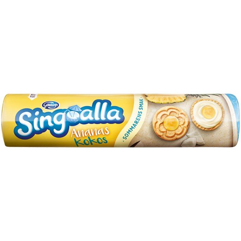 Singoalla Ananas & Kokos - 41% rabatt