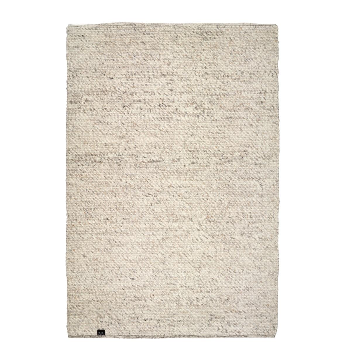 Ullmatta Merino beige 170x230, Classic Collection