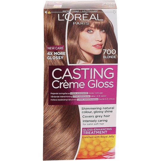 L'Oréal Paris Casting Crème Gloss 700 Blonde, L'Oréal Paris Hiusvärit