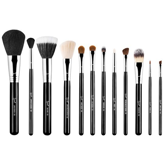 Sigma Essential Kit Professional Brush Collection, Sigma Beauty Siveltimet