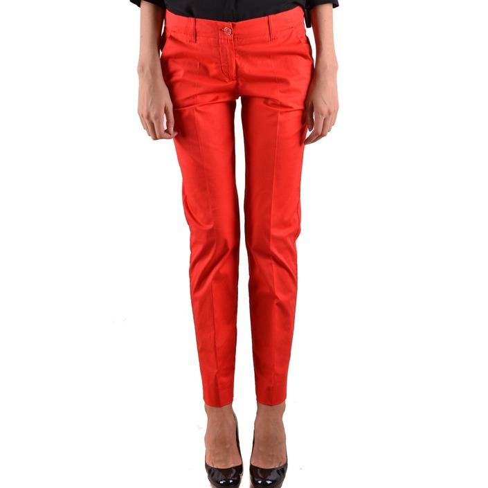 Armani Jeans Women's Trouser Red 160809 - red 40