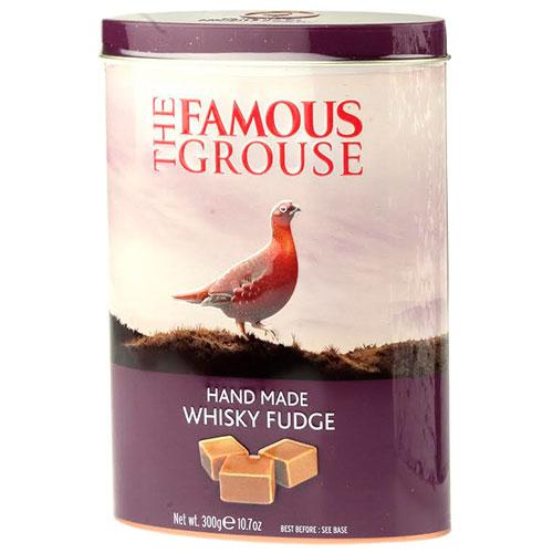 Famous Grouse Whiskey Fudge 250g