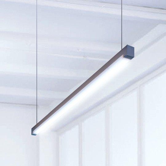Perusvalk. LED-riippuvalaisin Travis-P2, 176,5 cm