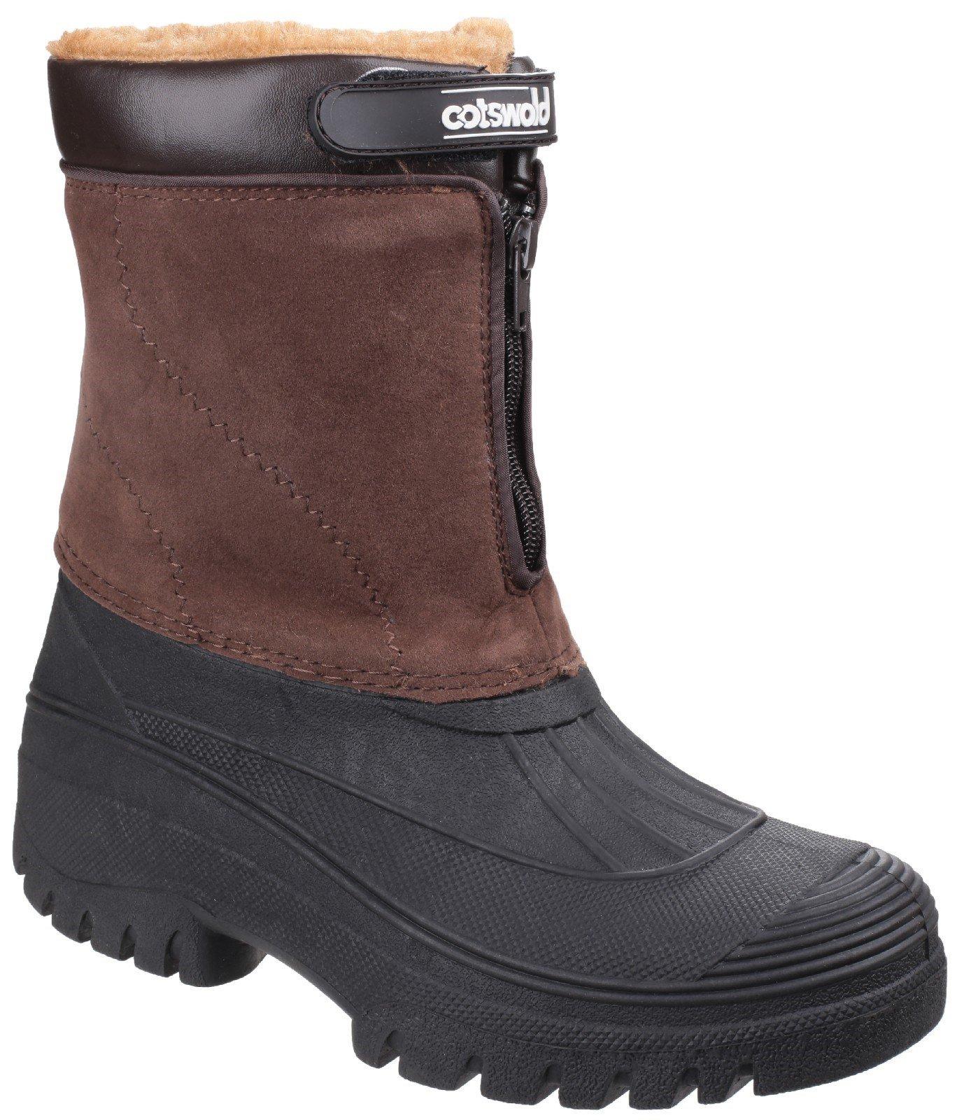 Cotswold Women's Venture Waterproof Winter Boot Various Colours 16569 - Brown 2