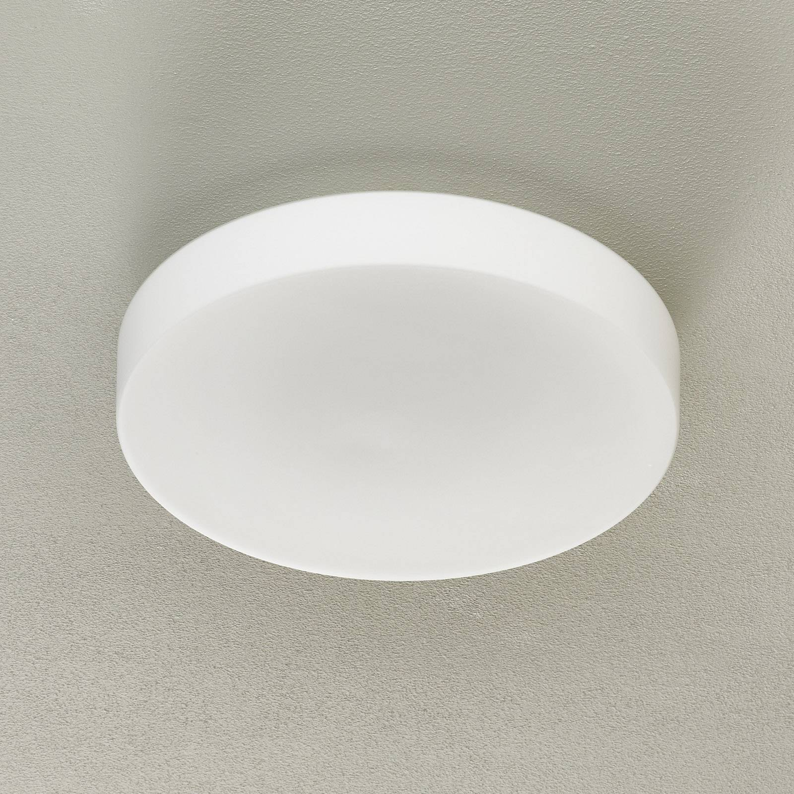 BEGA 89765 LED-kattolamppu E27 valkoinen Ø 39cm