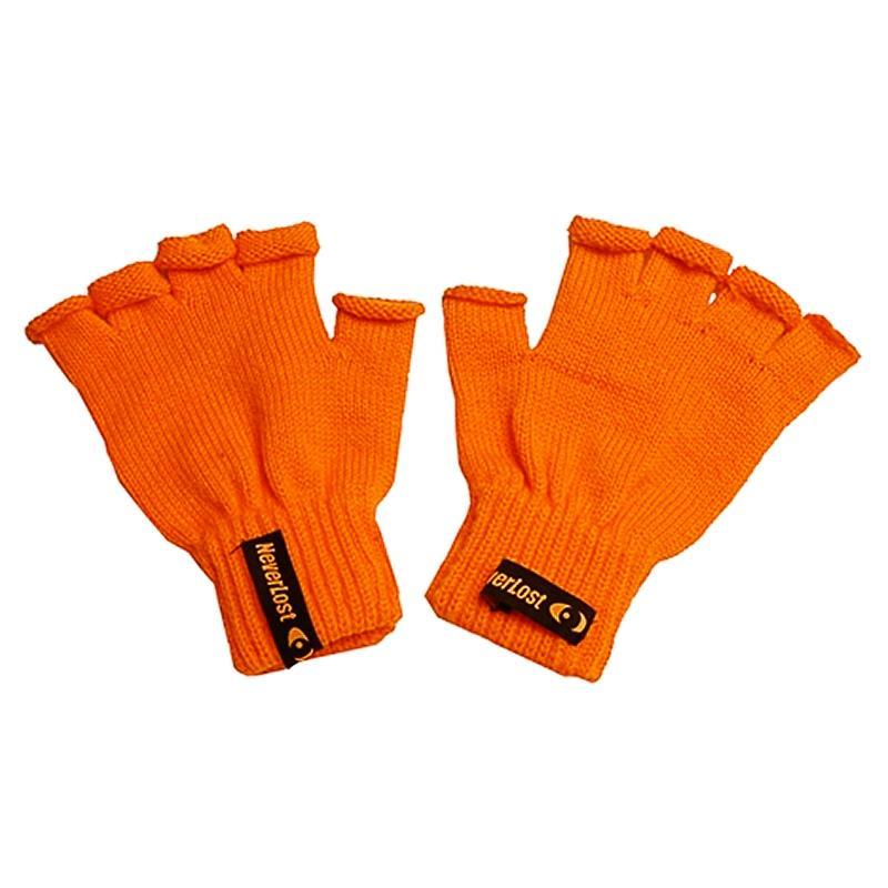Neverlost torgvante One size Godt synlige hansker uten fingre