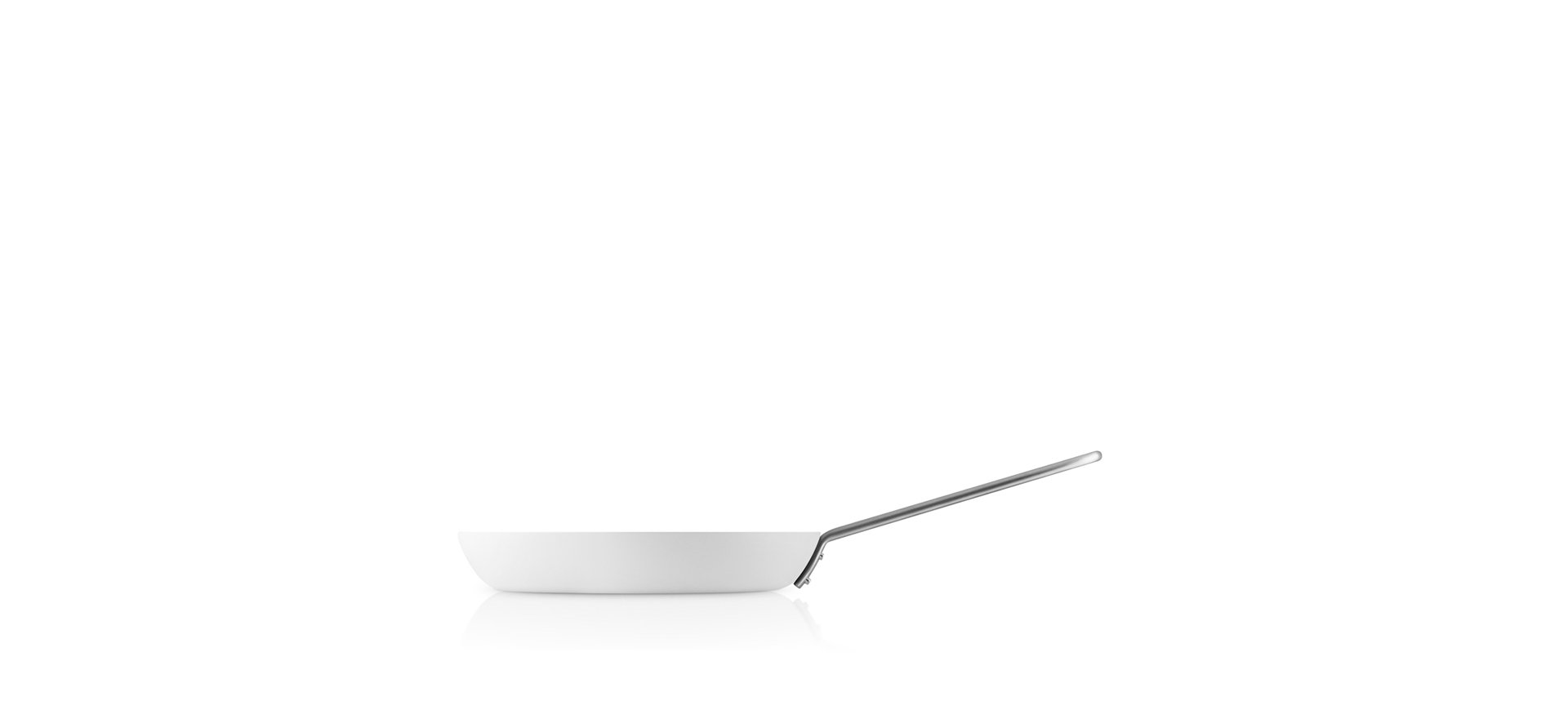 Eva Trio - White line Frying Pan 24 cm (256424)