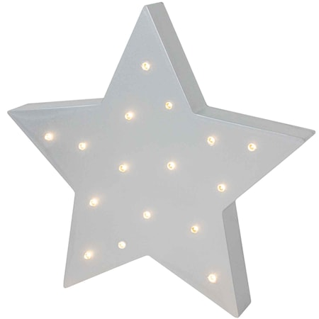Ledlampa Stjärna