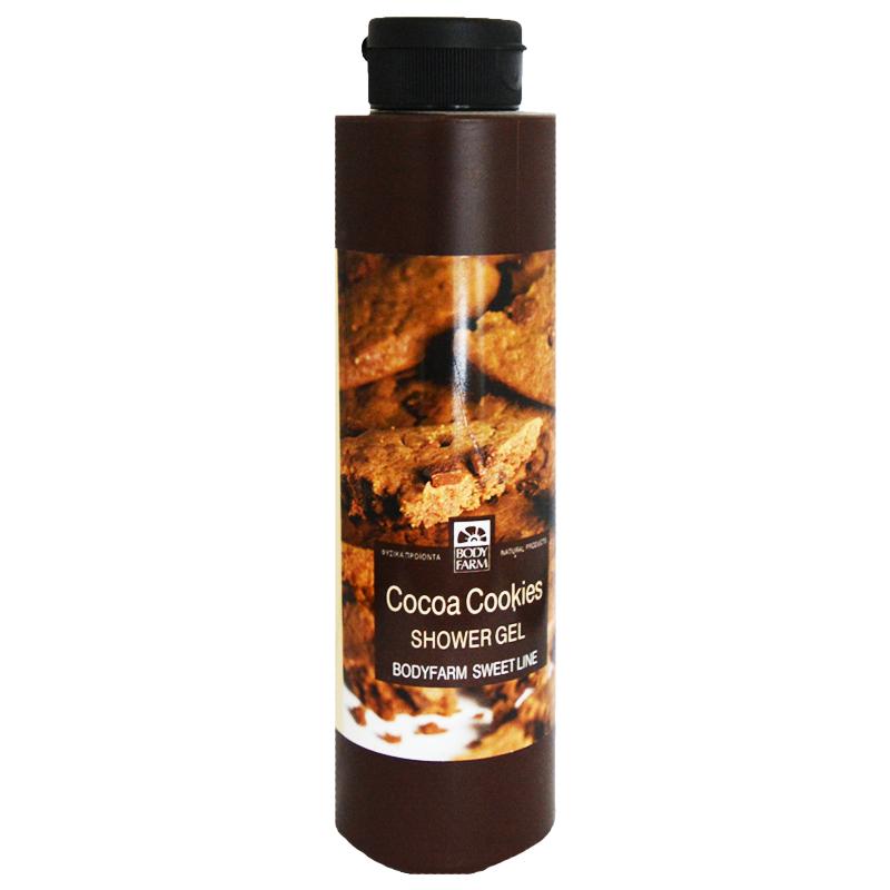 """Duschkräm """"Cocoa Cookies"""" 250ml - 51% rabatt"""